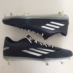Adidas Cleats Navy Blue Afterburner 2.0 S84704